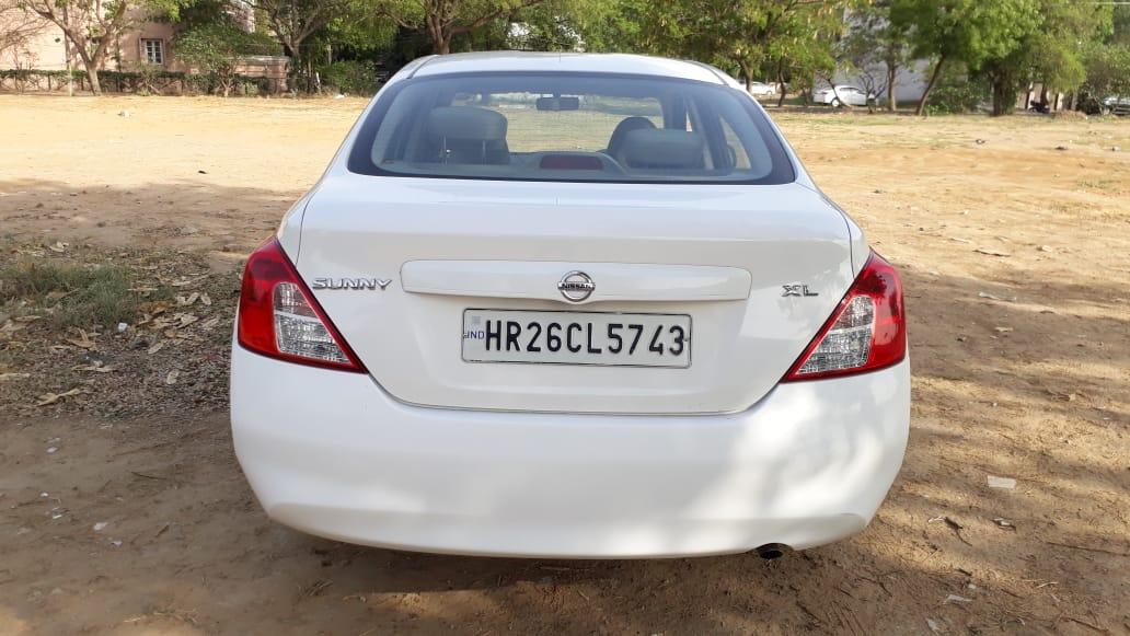 Nissan Sunny Xl Petrol - Mahindra First Choice