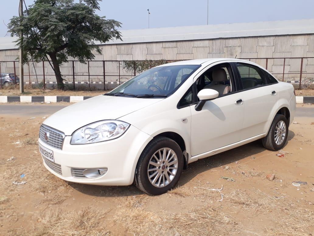 2013 Used Fiat Linea DYNAMIC 1.3