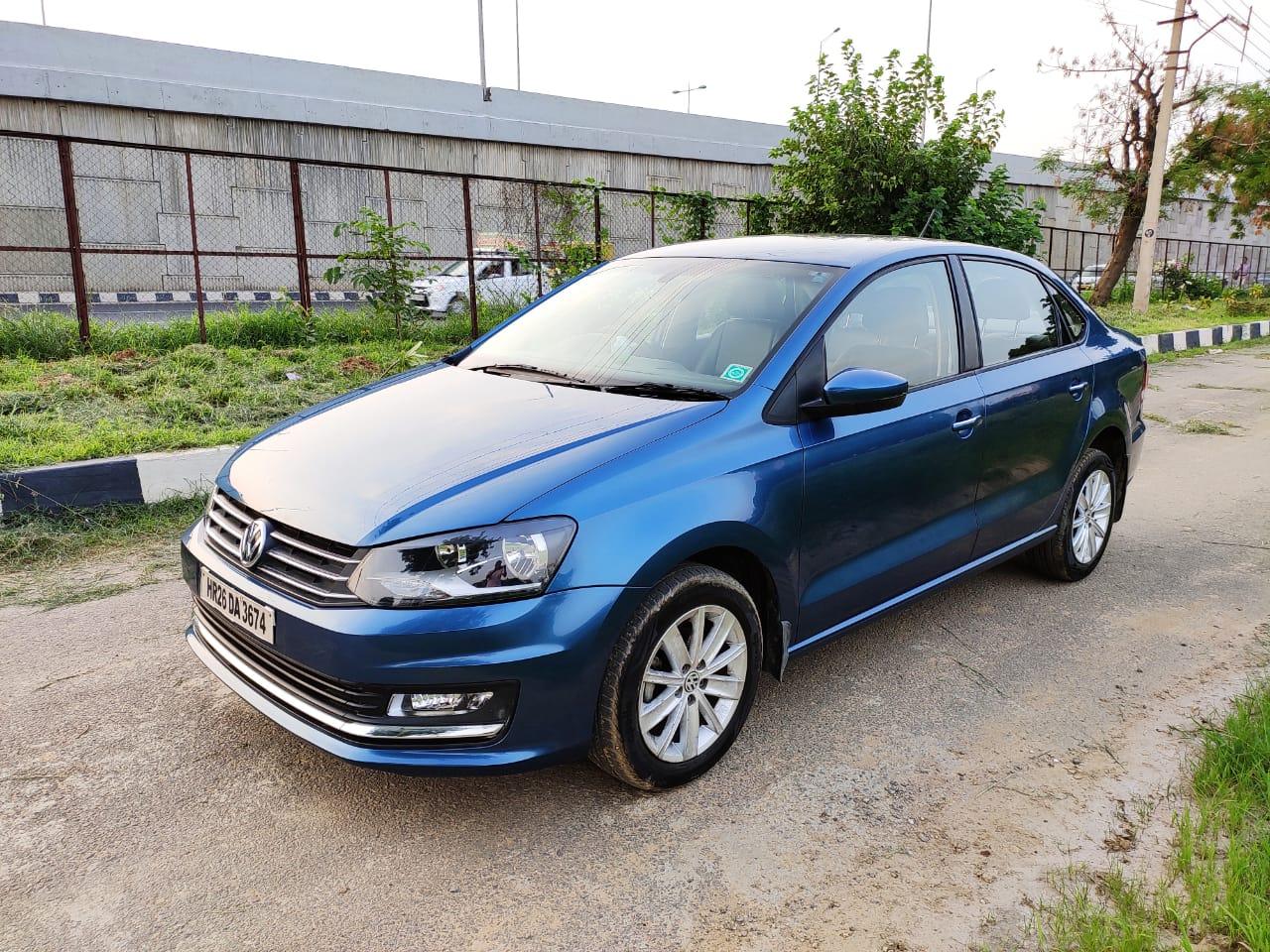 2016 Used Volkswagen Vento TSI