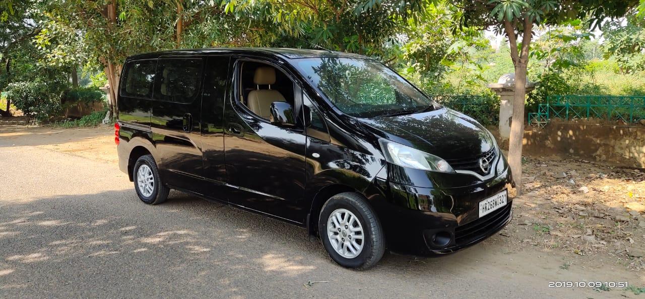 2012 Used Nissan Evalia XV