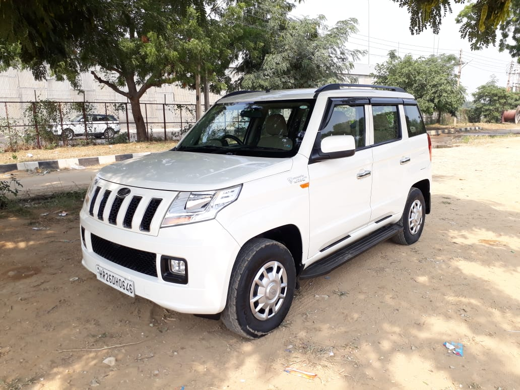 2017 Used Mahindra Tuv 300 T6 PLUS