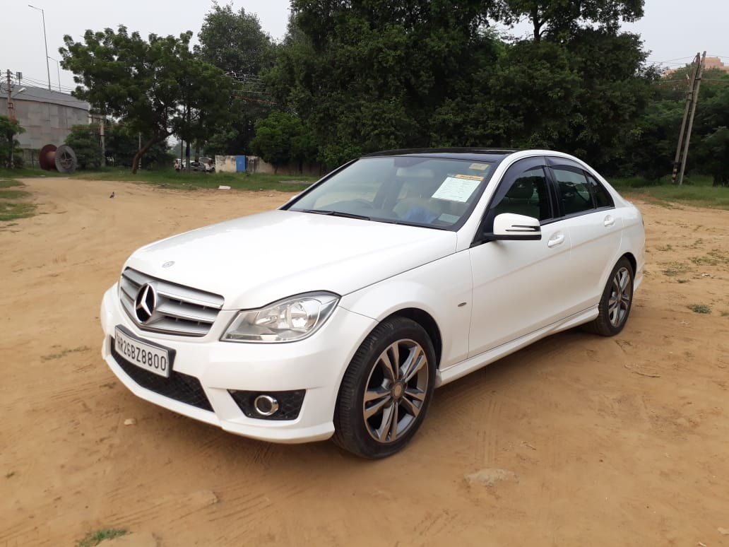 2013 Used Mercedes Benz C Class C 220 CDI CLASSIC