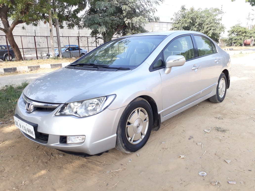 2009 Used HONDA CIVIC HYBRID CVT