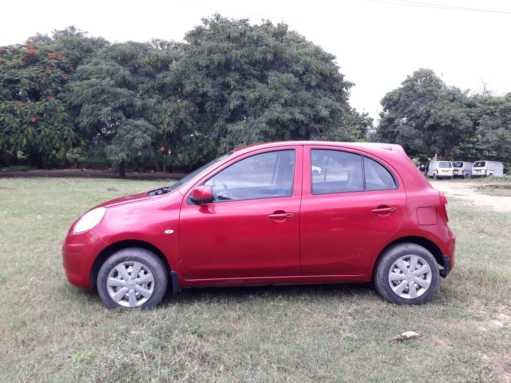 2011 Used NISSAN MICRA XE PETROL