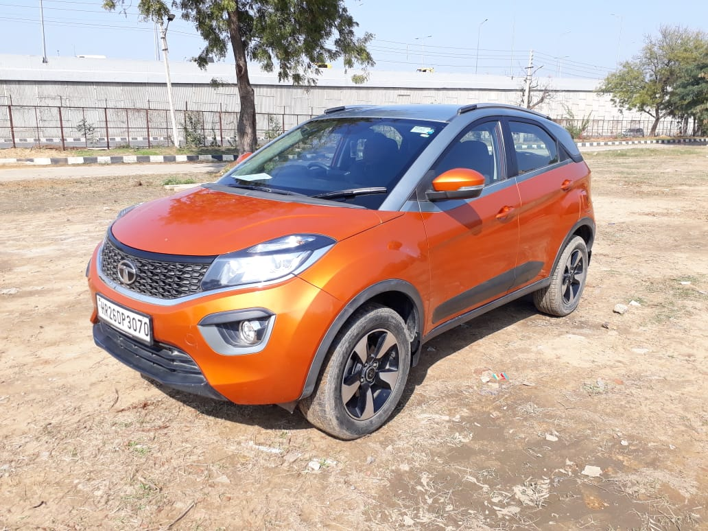 2018 Used Tata Nexon XZ PLUS