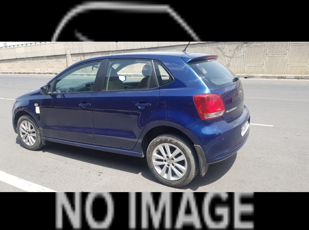 2013 Used Volkswagen Polo HIGHLINE 1.2L P