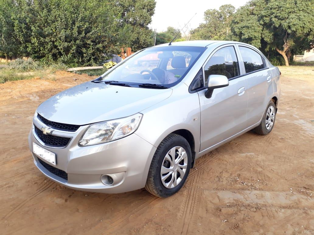 2013 Used CHEVROLET SAIL 1.2 LS ABS