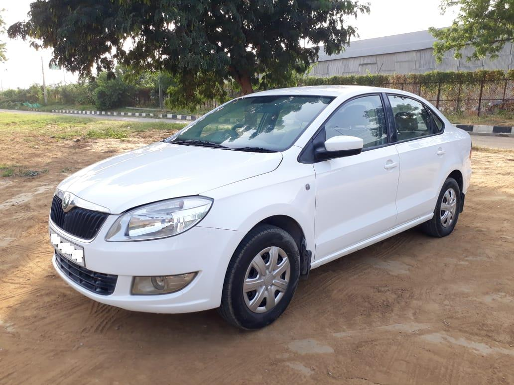 2012 Used SKODA RAPID AMBITION 1.6 MPFI AT