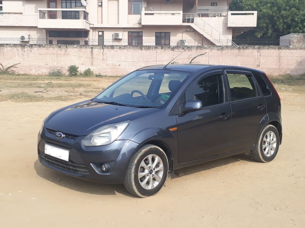 2012 Used Ford Figo EXI DURATEC 1.2