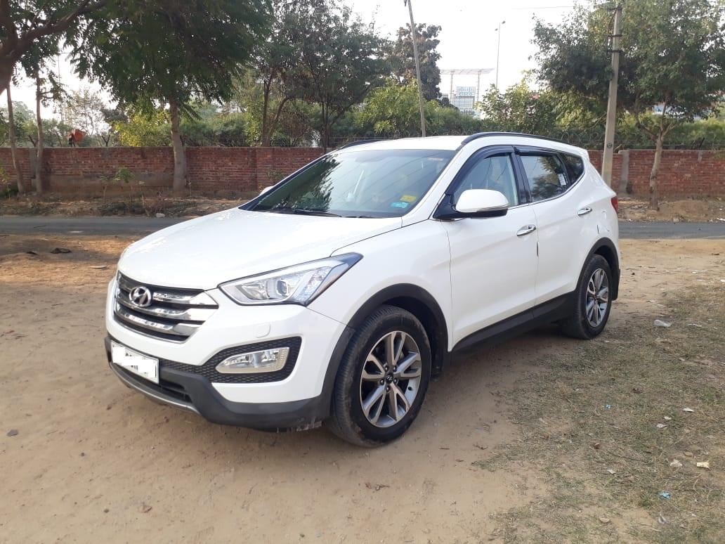 2014 Used Hyundai Santa Fe 4WD AT