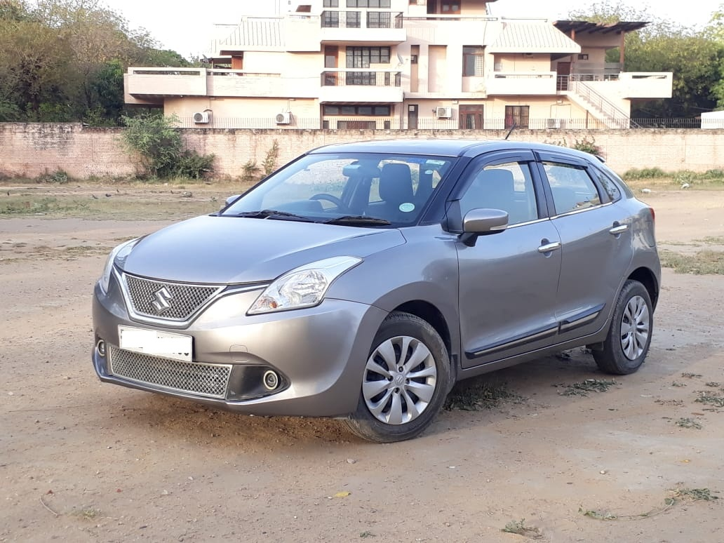 2016 Used Maruti Suzuki Baleno DELTA AT 1.2
