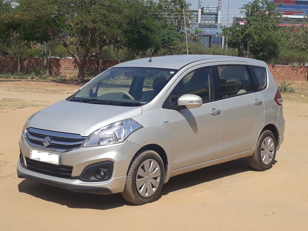 2018 Used Maruti Suzuki Ertiga VDI SHVS