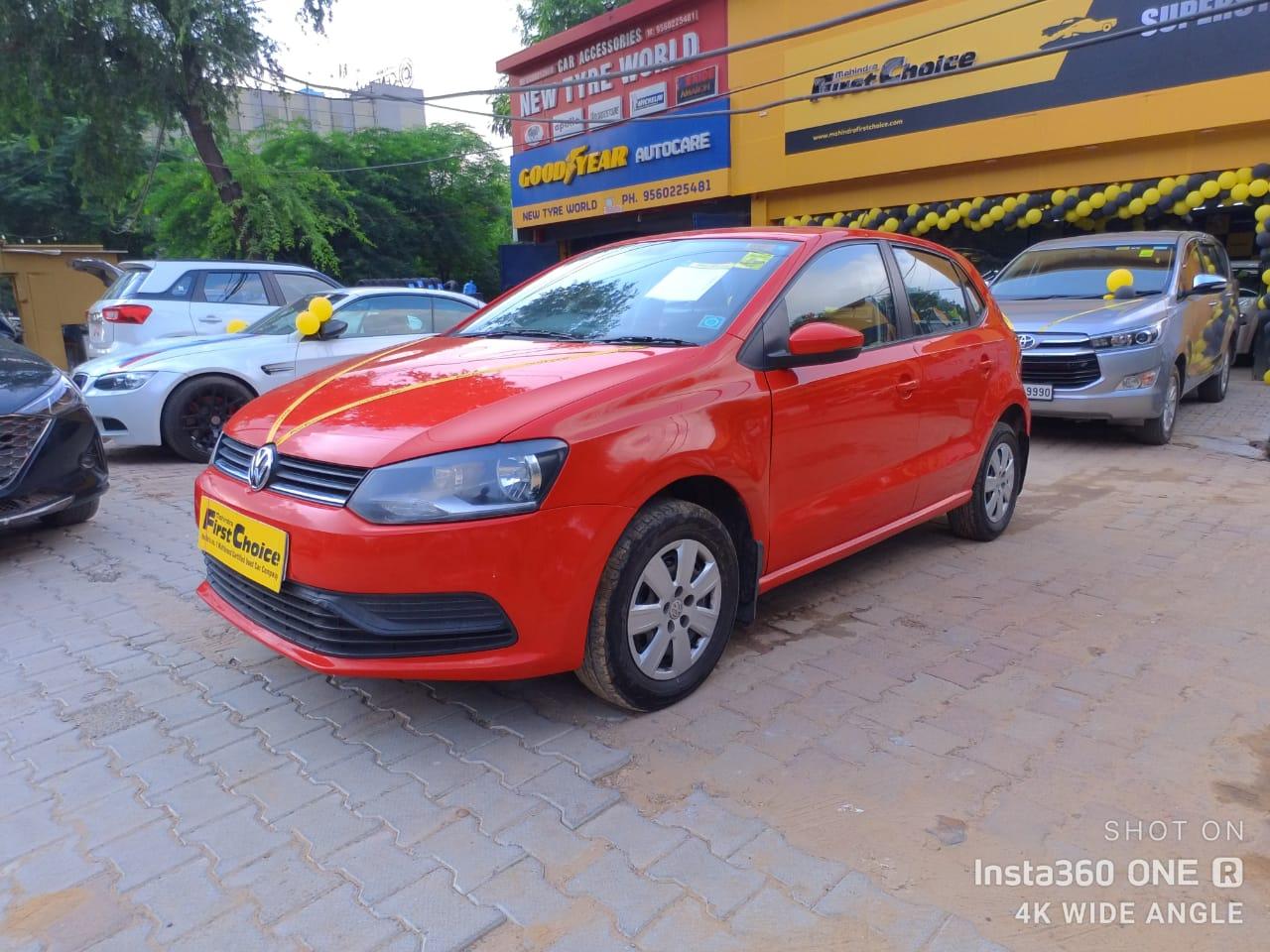 2019 Used Volkswagen Polo TRENDLINE 1.5L D