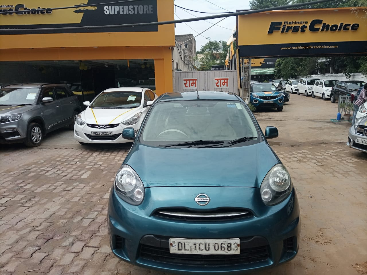 2015 Used NISSAN MICRA ACTIVE XV