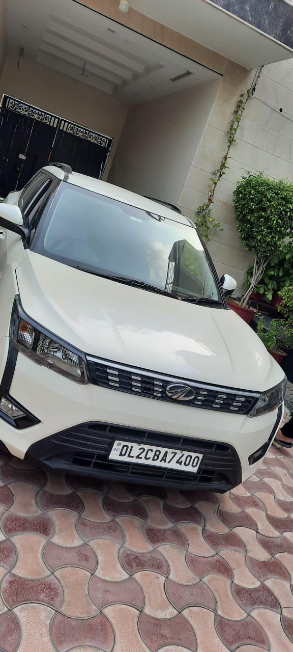 2020 Used Mahindra Xuv300 W6 DIESEL