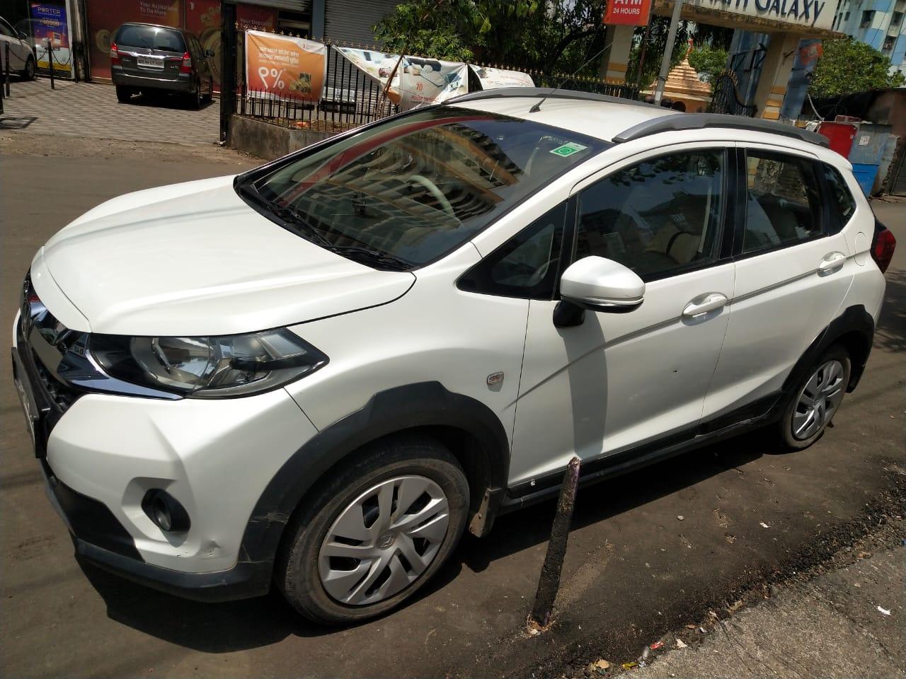 2017 Used HONDA CRV 2.0L 2WD MT