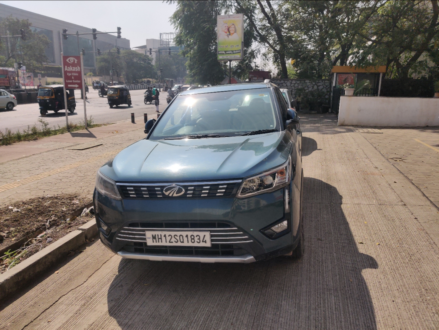 2019 Used Mahindra Xuv300 W8 OPTIONAL DIESEL