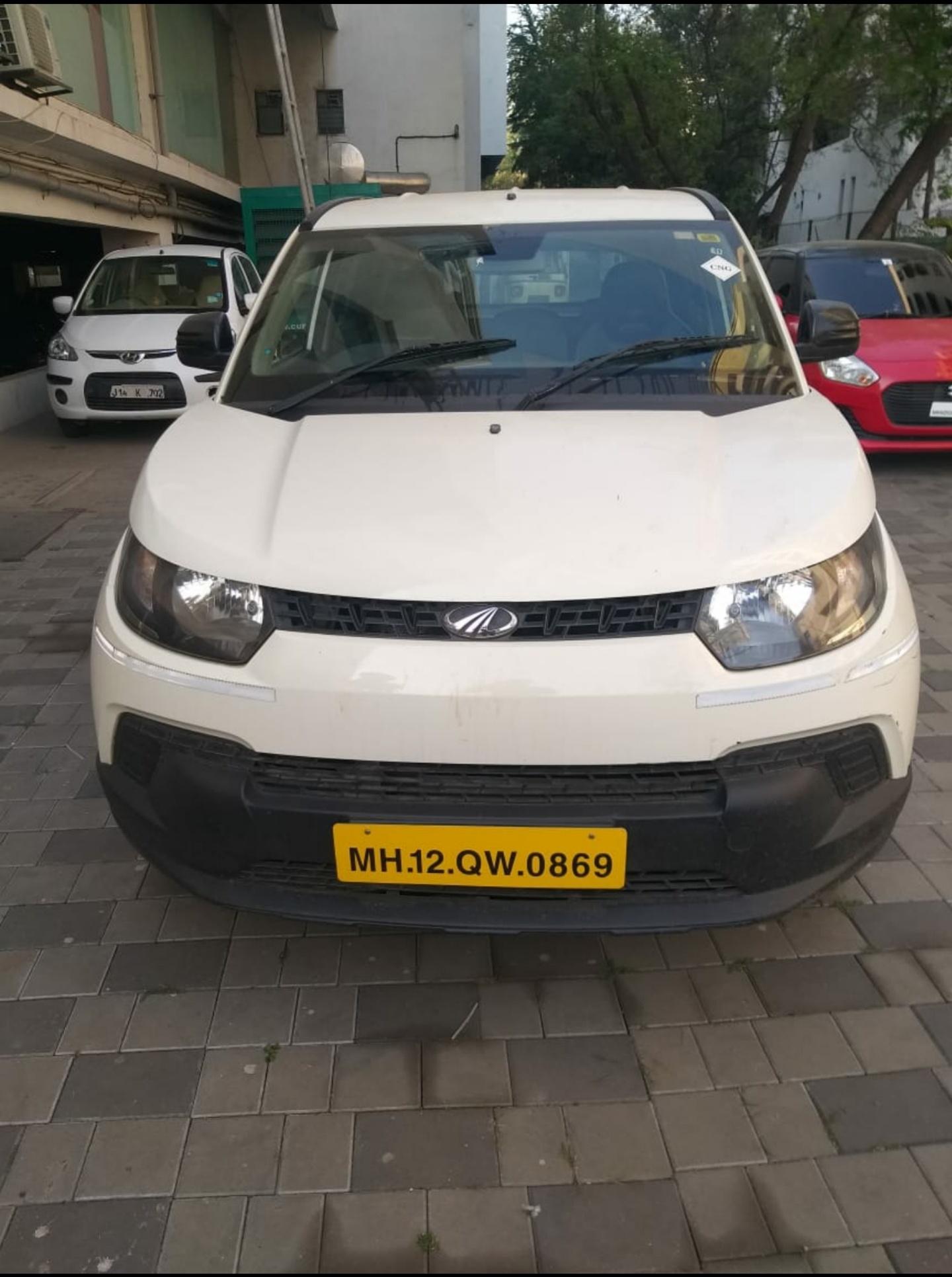2018 Used Mahindra Kuv100 Nxt TRIP CNG
