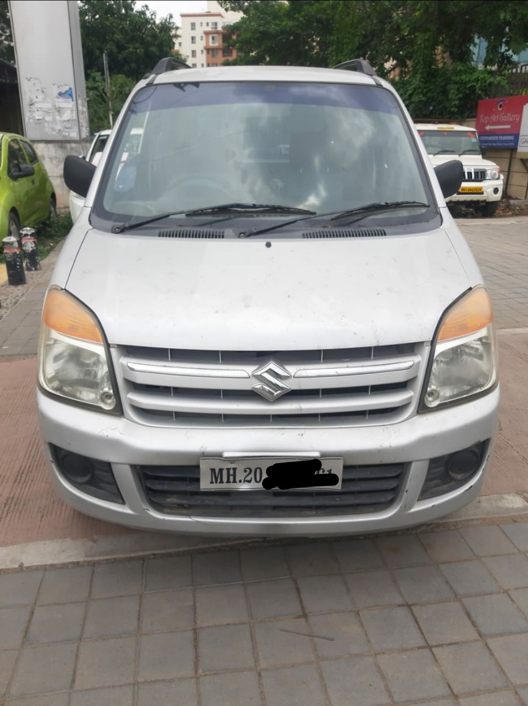 2006 Used Maruti Suzuki Wagon R LXI