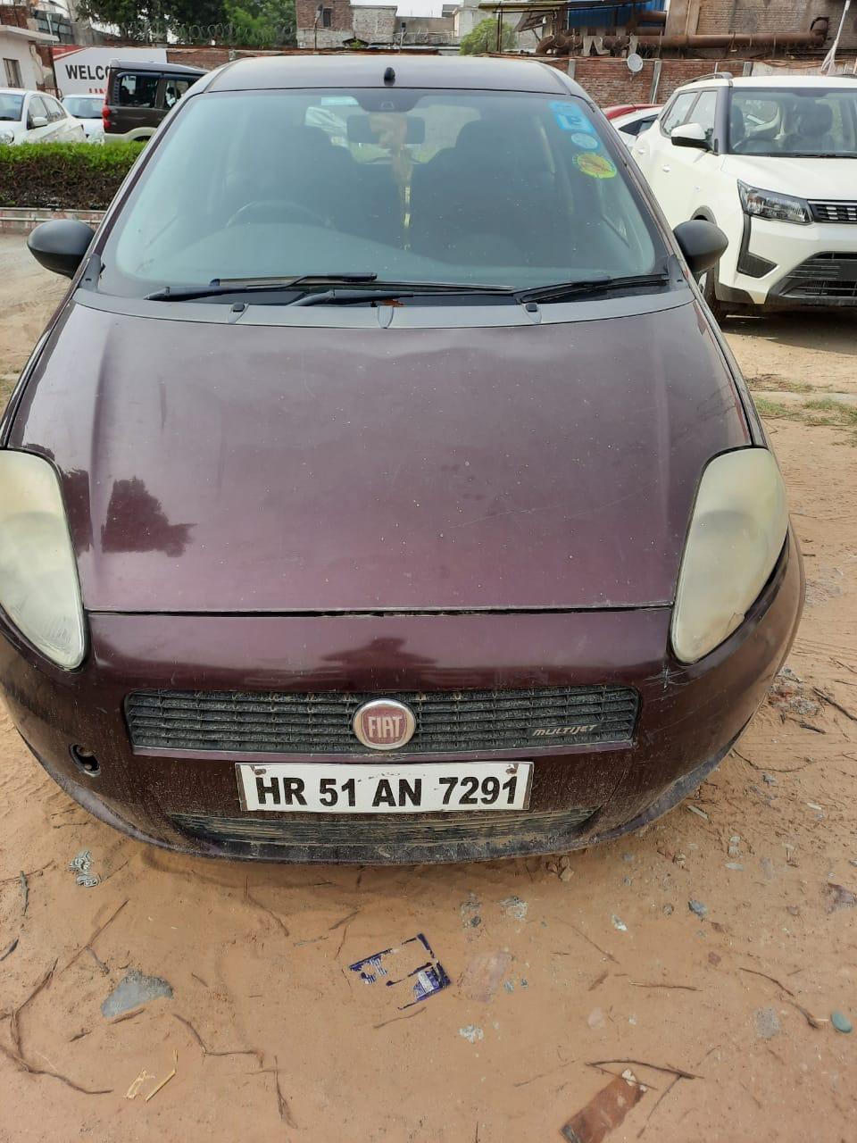 2011 Used Fiat Punto EMOTION 1.4
