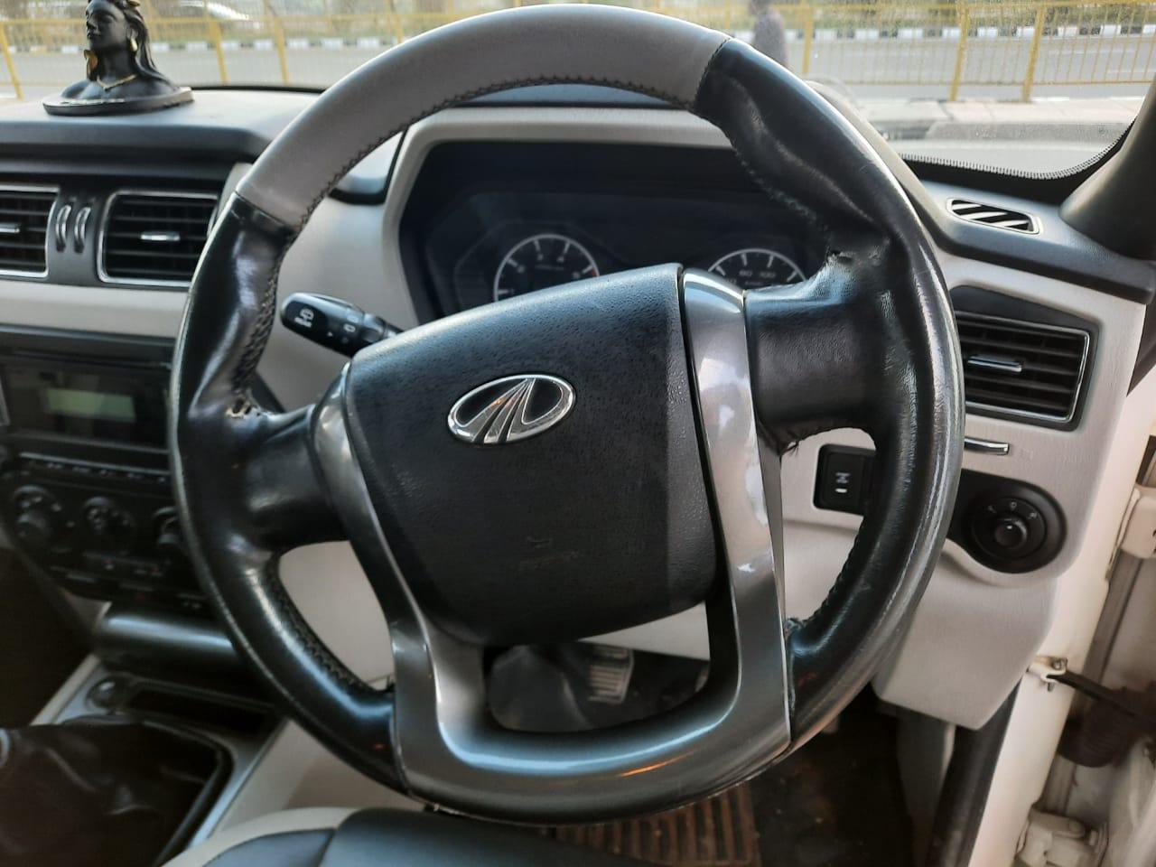 2018 Used MAHINDRA SCORPIO S7 140 2WD