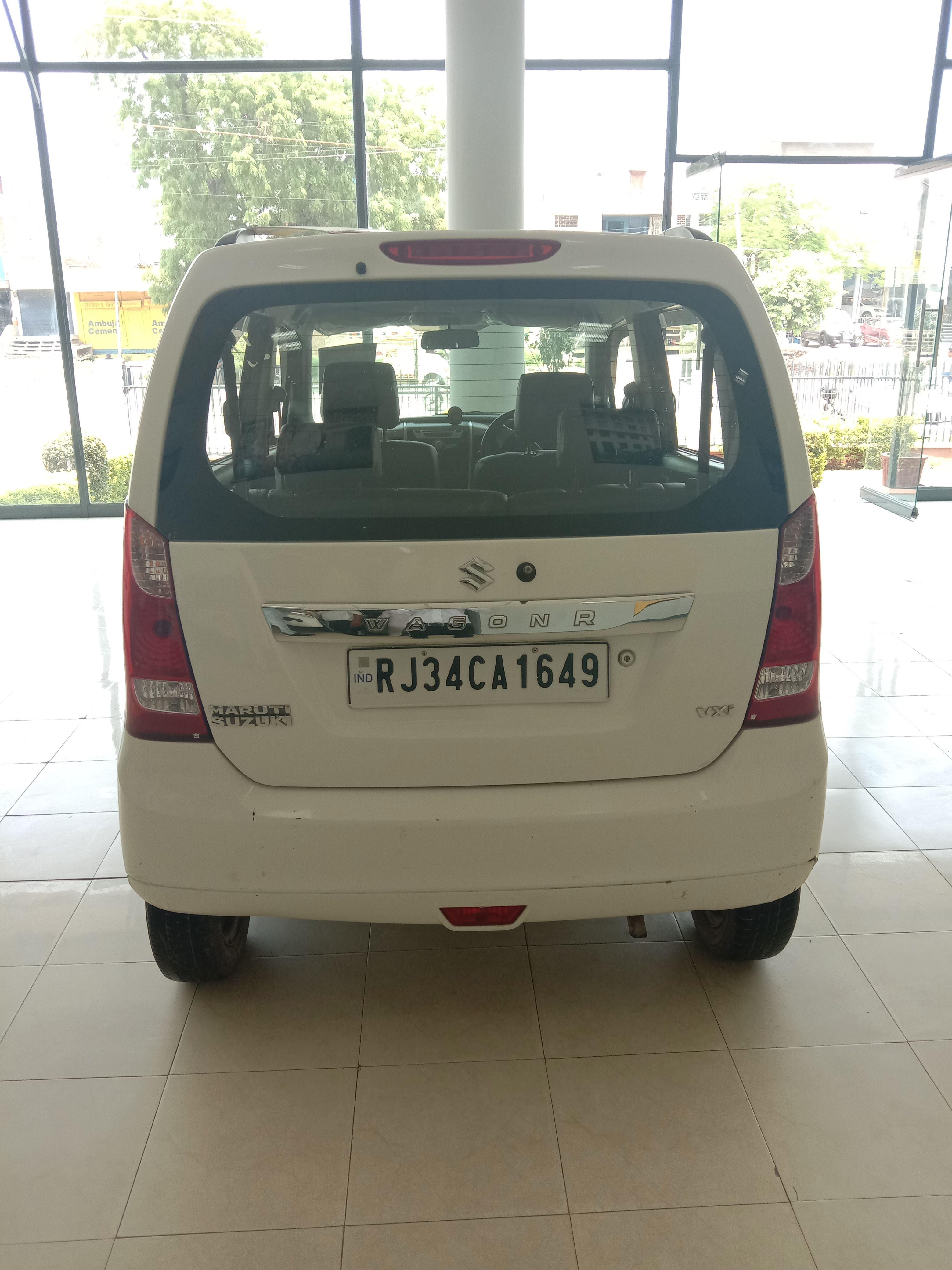 Maruti Suzuki Wagon R Vxi Mahindra First Choice