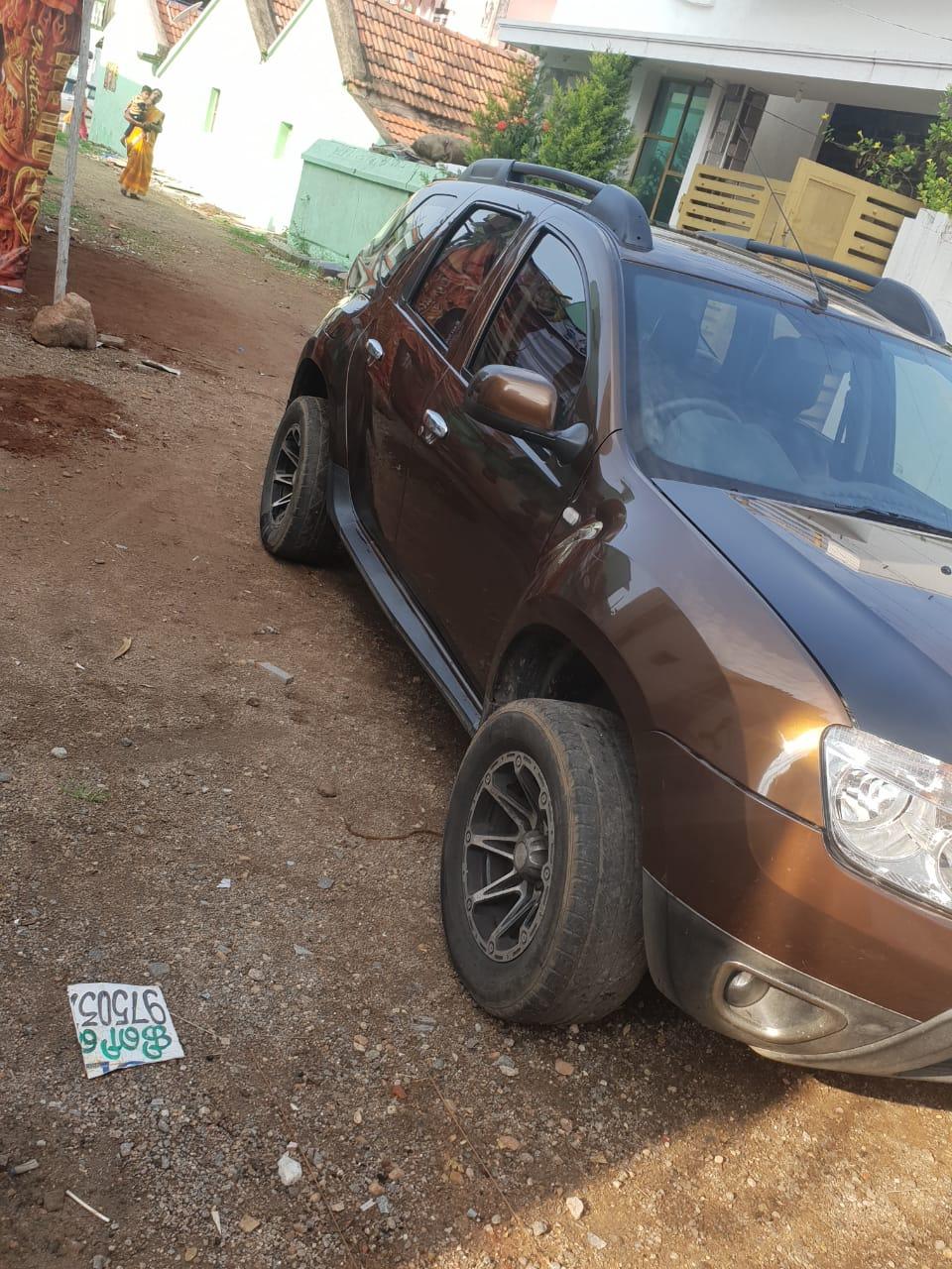 2015 Used Renault Duster RXZ DIESEL 110