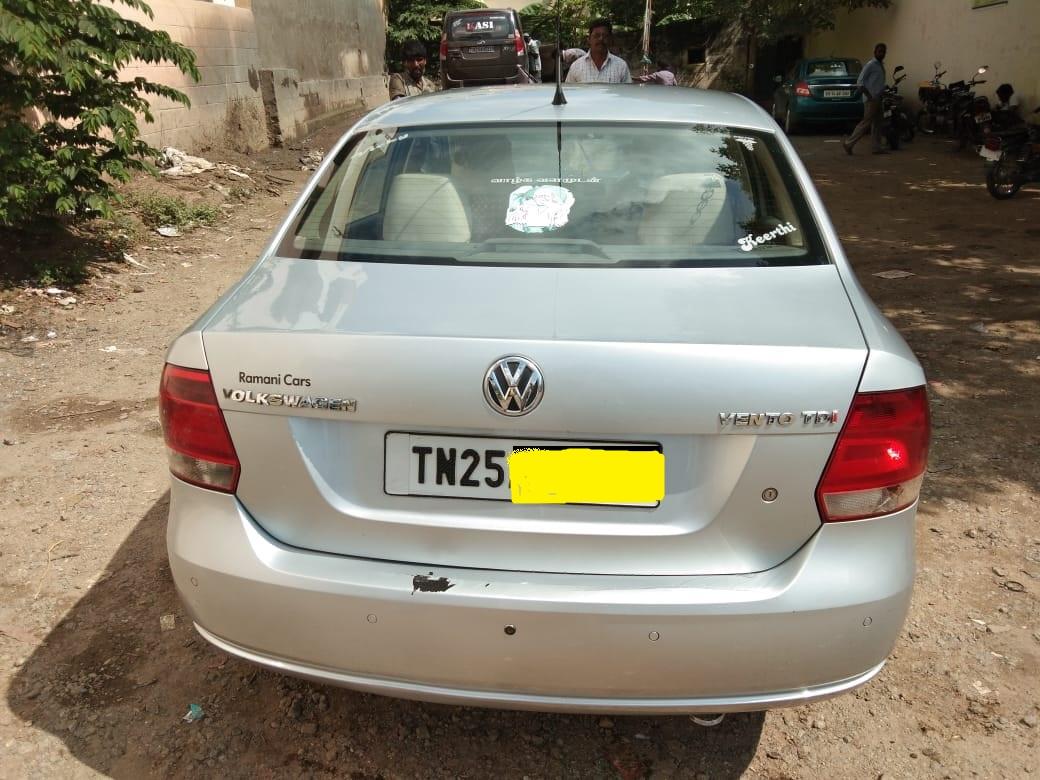 2012 Used Volkswagen Vento HIGHLINE DIESEL