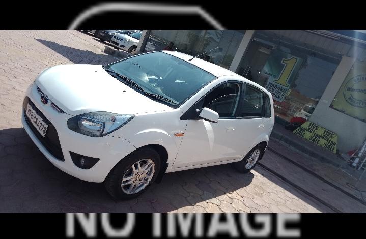 2012 Used Ford Figo ZXI DURATORQ 1.4