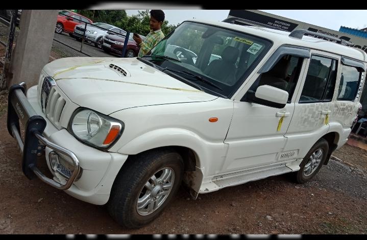 2012 Used Mahindra Scorpio VLX 2WD BS IV