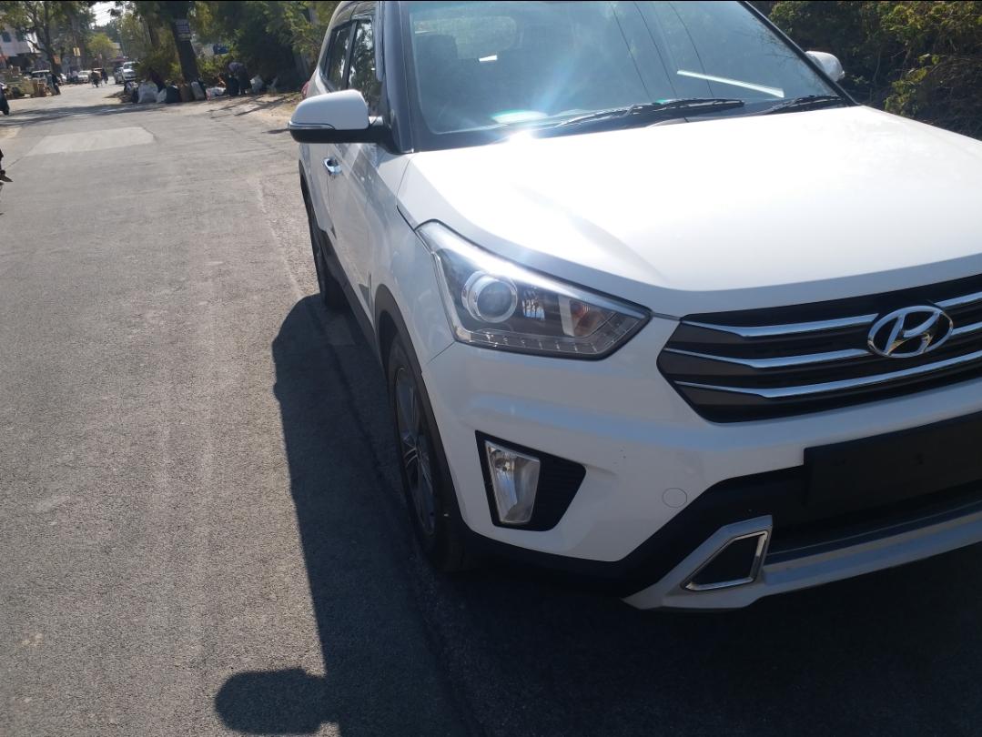 2016 Used Hyundai Creta 1.6 CRDI SX