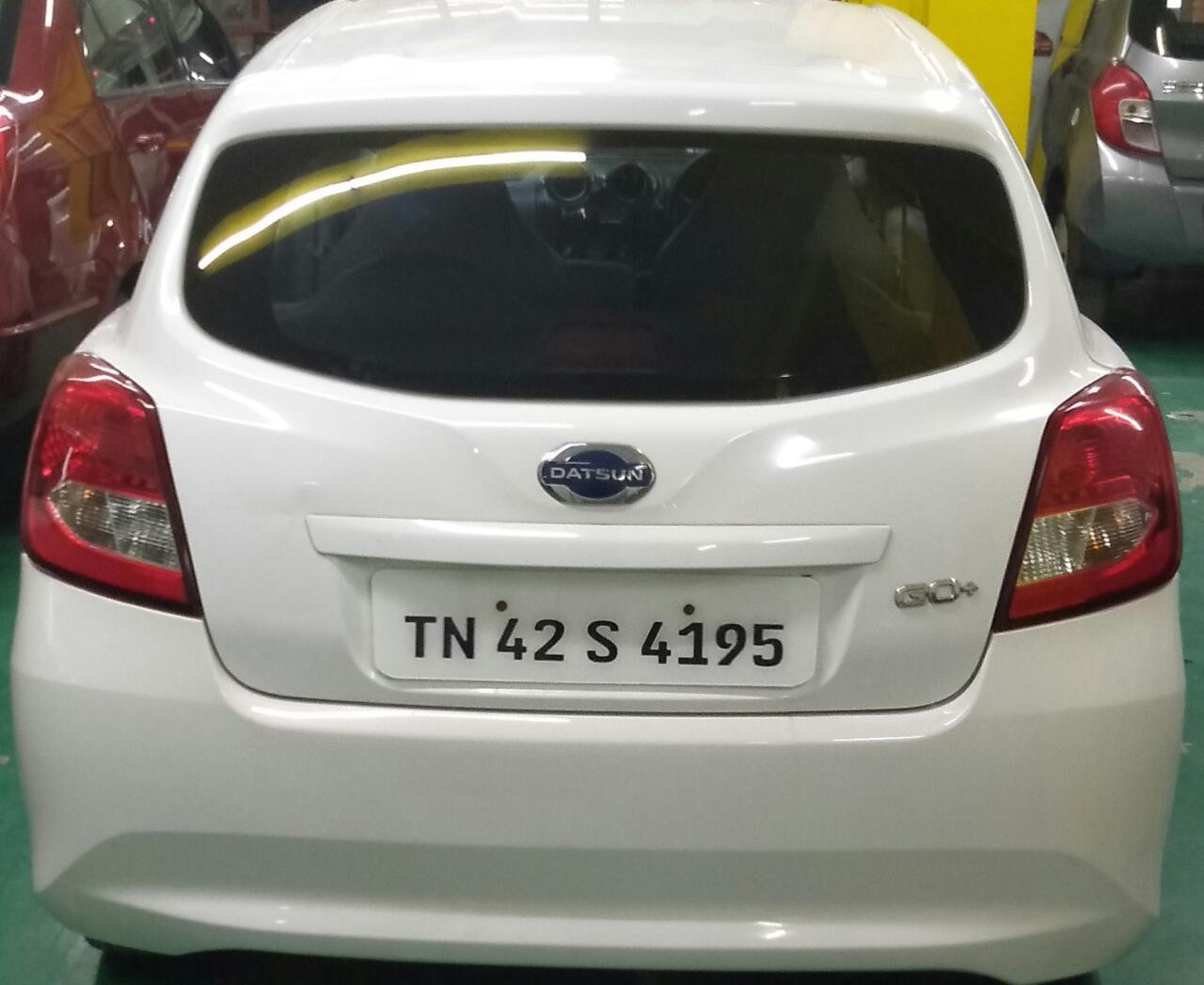 2017 Used Datsun Go Plus D1