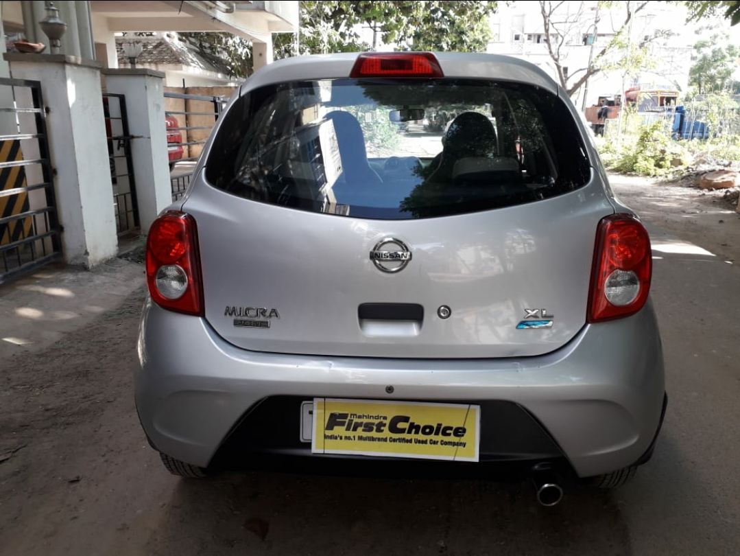 2018 Used NISSAN MICRA ACTIVE XL