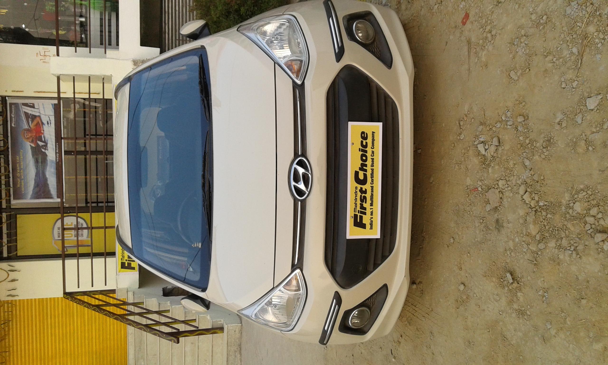 2013 Used Hyundai Grand I10 SPORTZ 1.1 CRDI