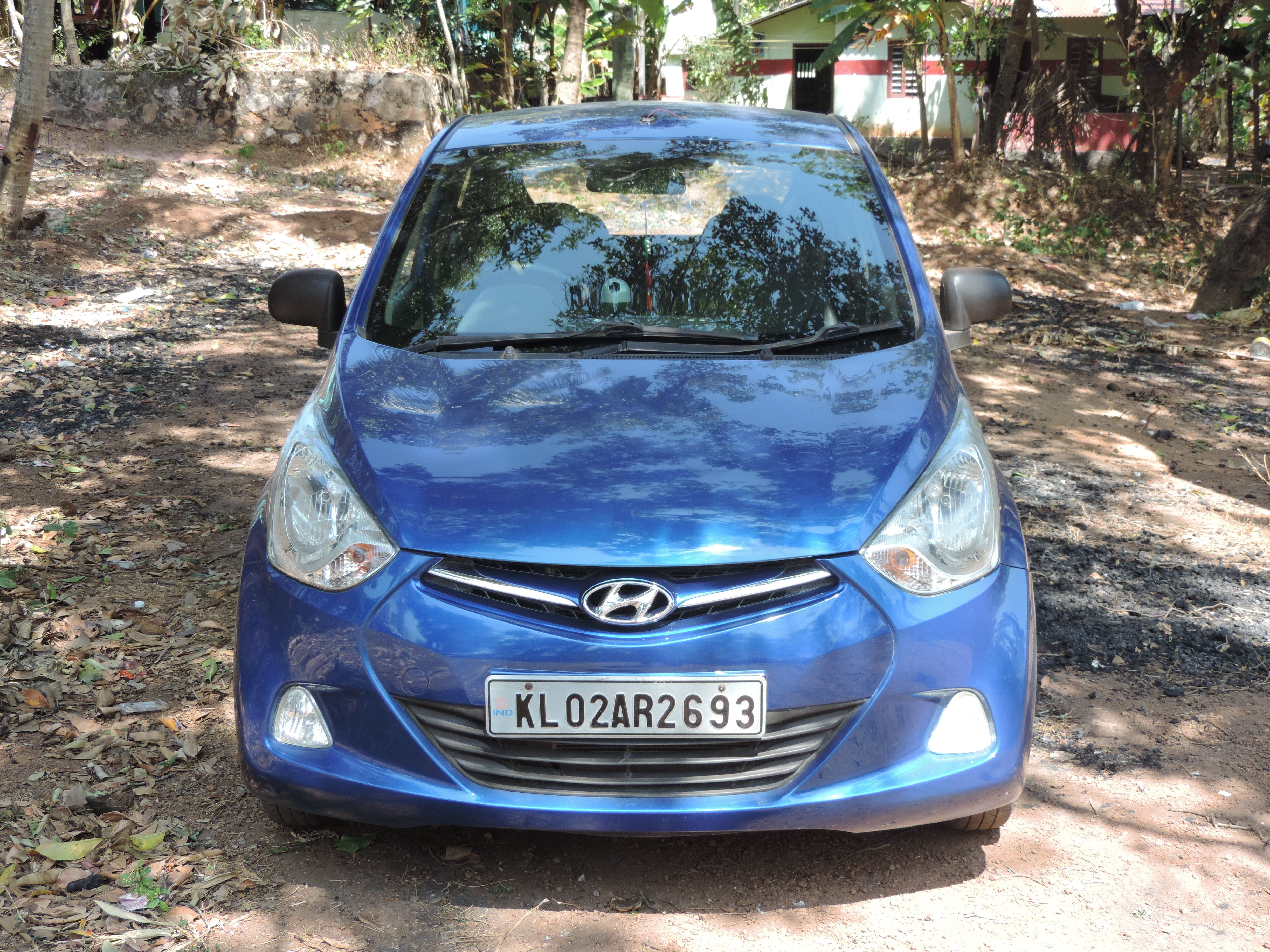 2013 Used HYUNDAI EON D LITE PLUS