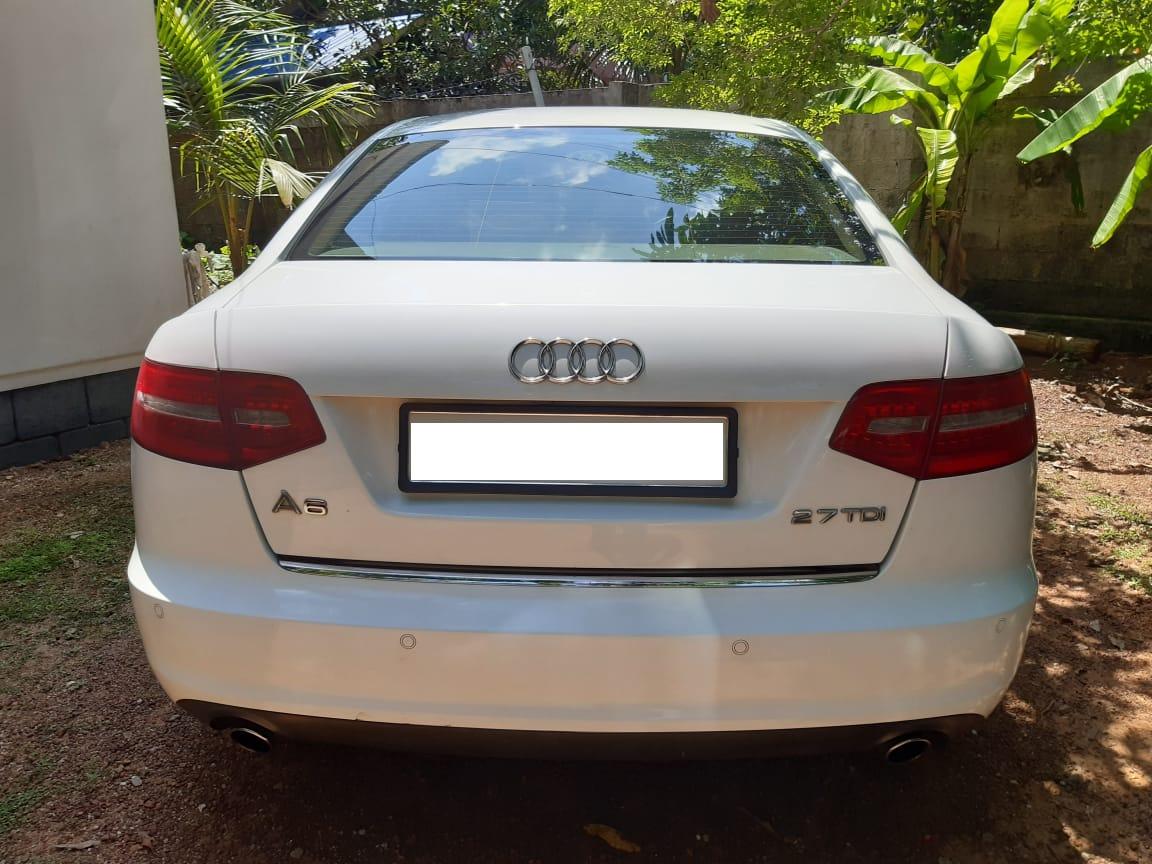 Kelebihan Kekurangan Audi A6 2.7 Tdi Harga