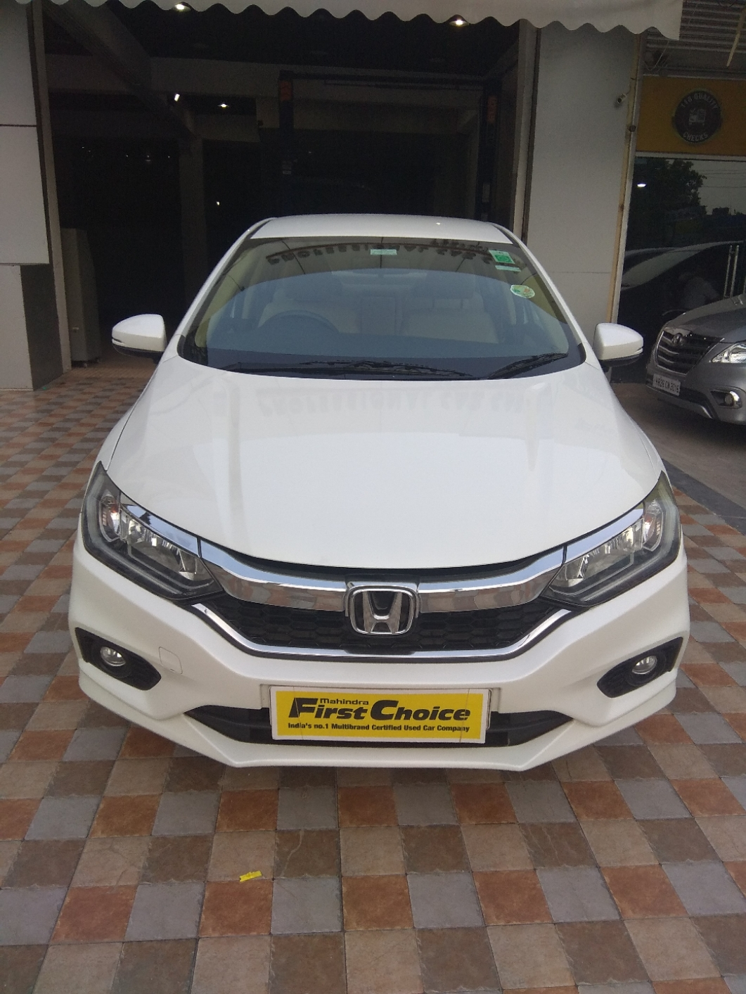 2017 Used HONDA CITY 1.5 V MT