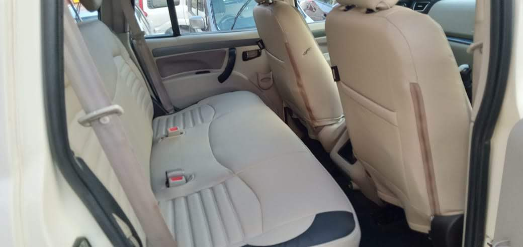 2016 Used Mahindra Scorpio S6 PLUS