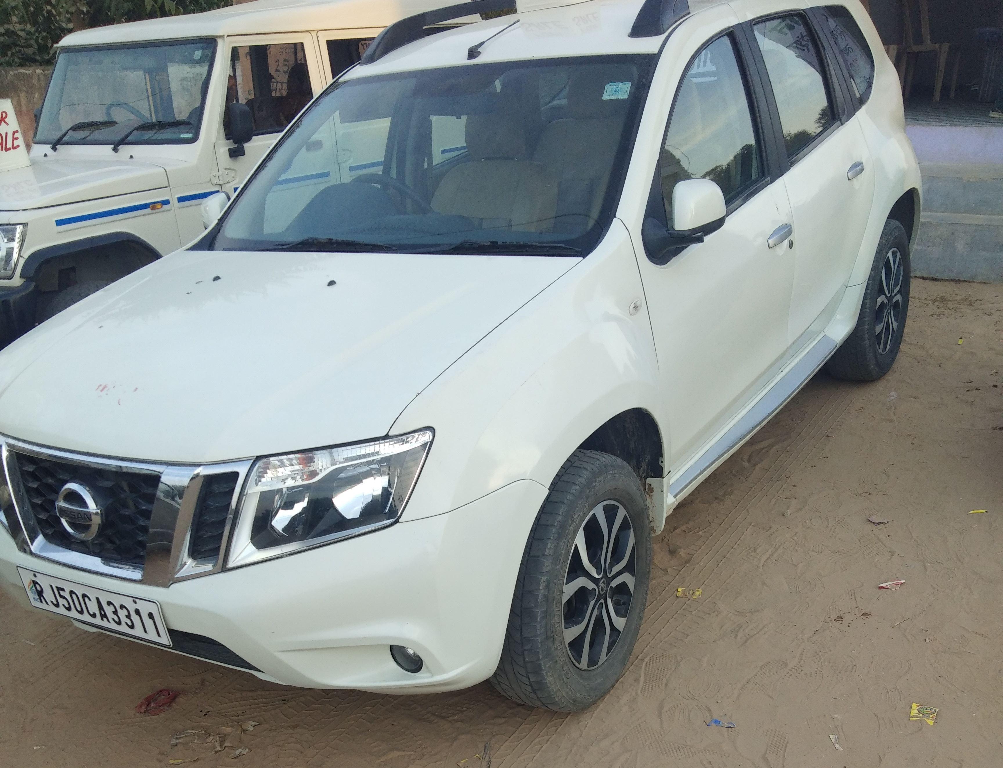 2014 Used Nissan Terrano XL D
