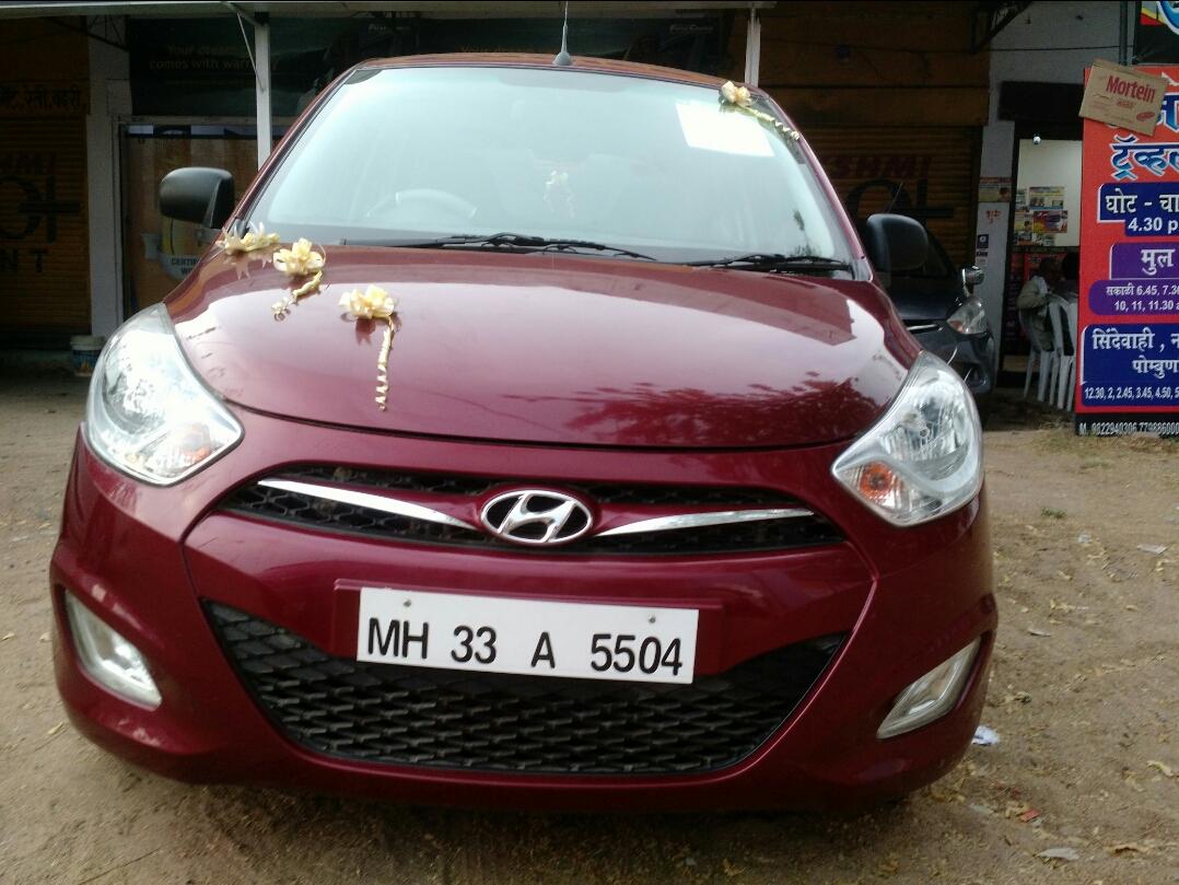 2016 Used Hyundai I10 MAGNA 1.2 KAPPA2