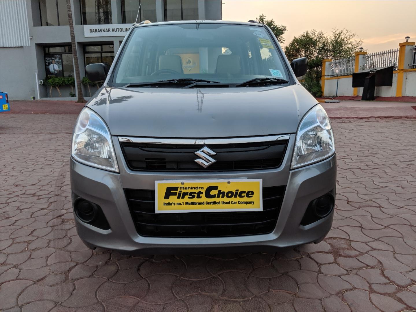 2017 Used Maruti Suzuki Wagon R LXI LPG