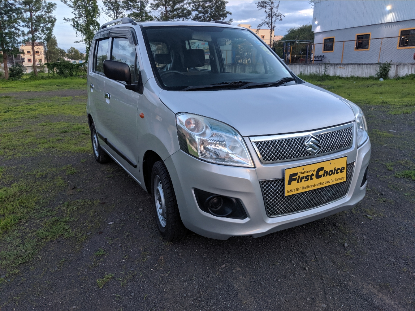 Used Maruti Suzuki in Pune - Mahindra First Choice
