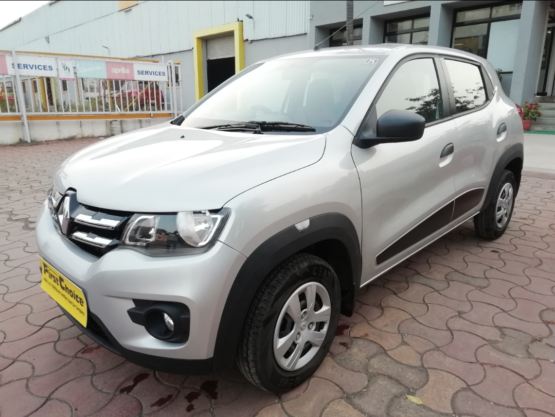 2019 Used Renault Kwid RXT OPT