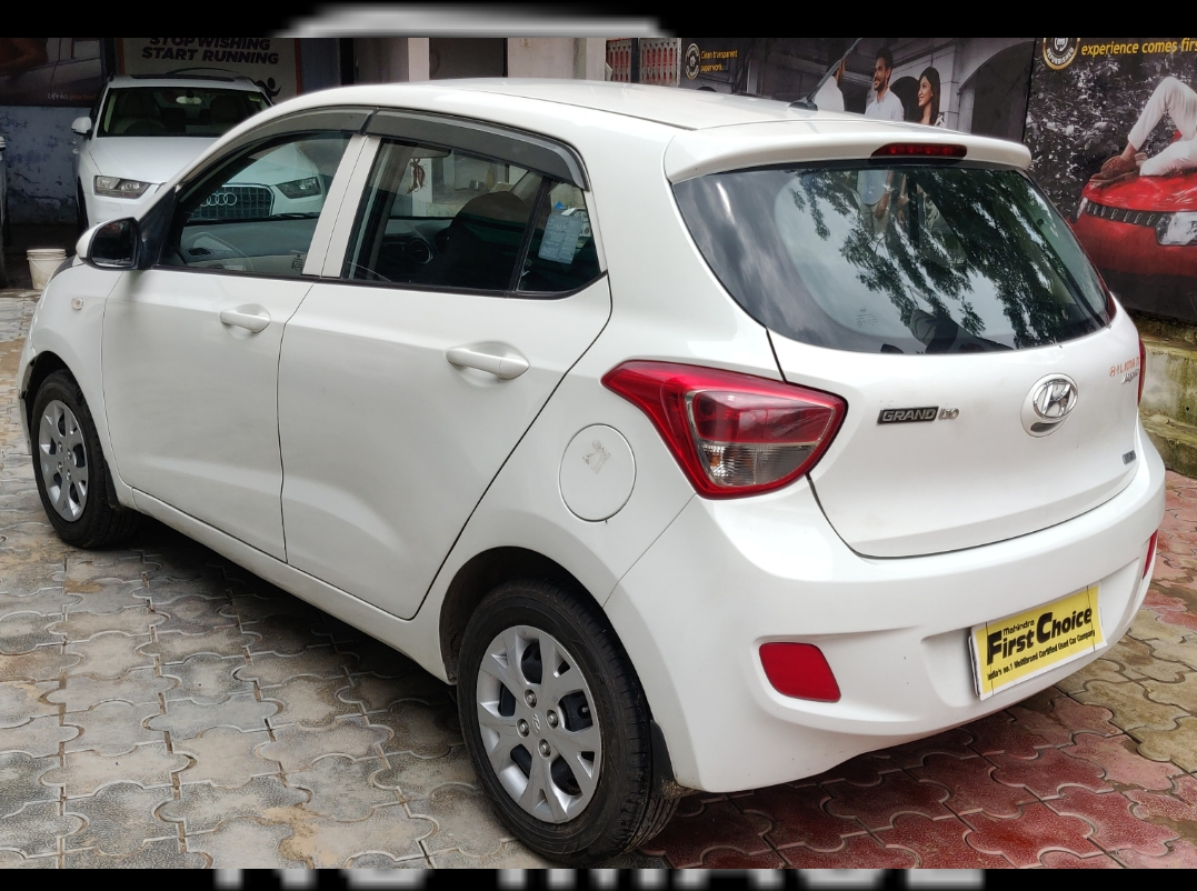 Hyundai Grand I10 Magna 1 2 Kappa Vtvt - Mahindra First Choice