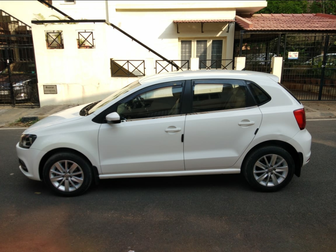 2016 Used VOLKSWAGEN POLO 1.5 TDI HIGH LINE