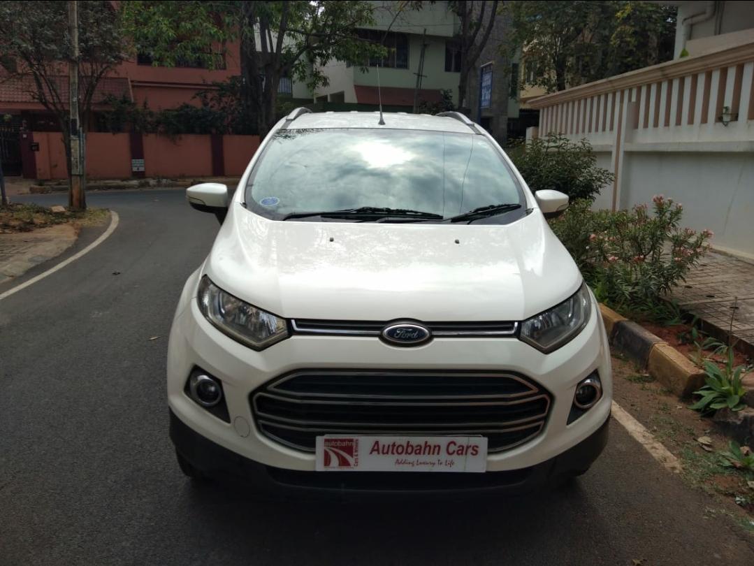 2013 Used Ford Ecosport TITANIUM 1.5 TDCI