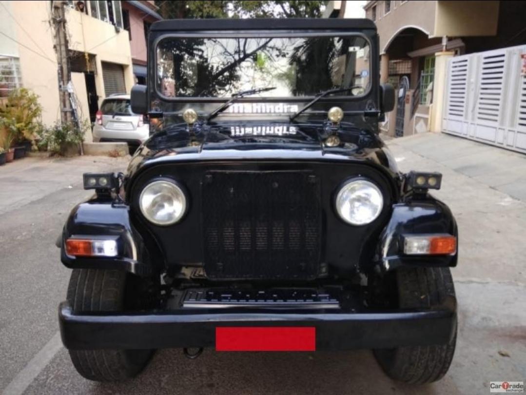 2013 Used Mahindra Thar CRDE 4X4 BS IV