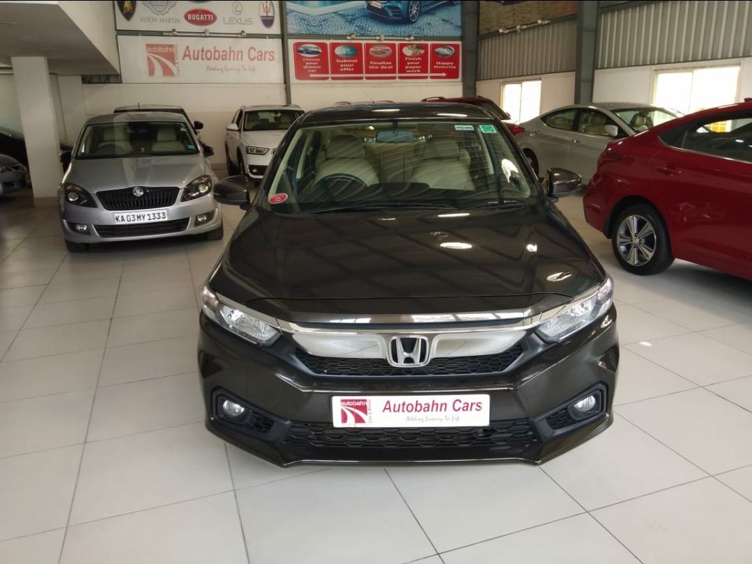 2018 Used Honda Amaze 1.2 VXMT I VTEC