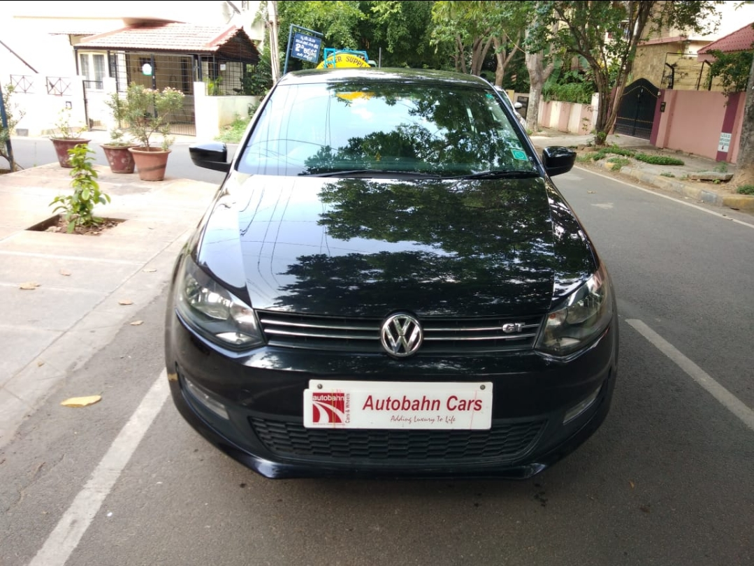 2013 Used VOLKSWAGEN POLO GT TSI