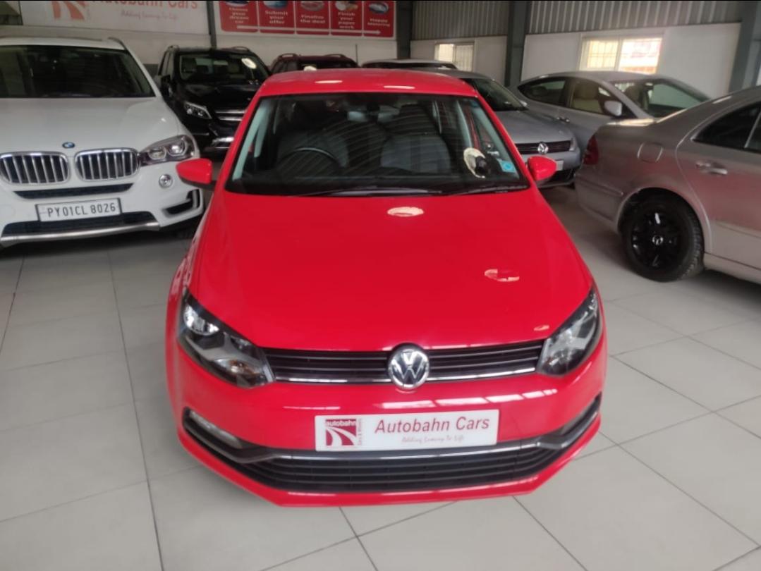 2017 Used Volkswagen Polo ALLSTAR 1.2 P